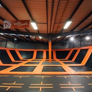 Bounce Indoor Trampoline Park Milton Keynes