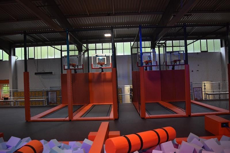 Bounce Indoor Trampoline Park Peterborough