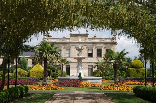 Brodsworth Hall and Gardens - © English Heritage Photo Library