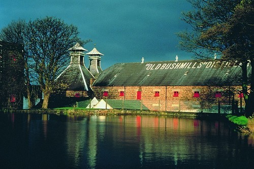 Bushmills Distillery © Causeway Coast and Glens Tourism
