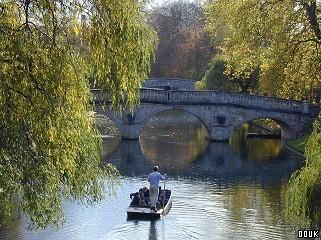 Cambridge River Tours