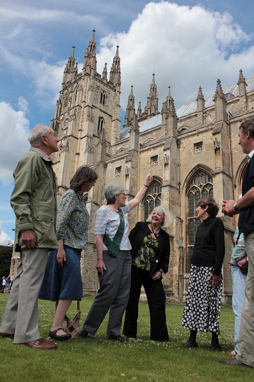 Canterbury Guided Tours