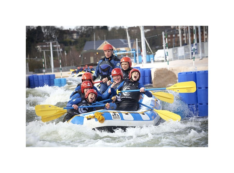 Weather forecast for Cardiff International White Water in