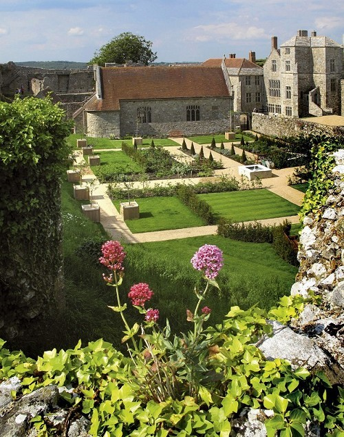 Carisbrooke Castle - © English Heritage Photo Library