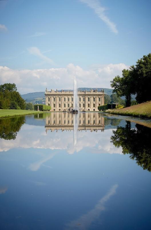 Chatsworth House History: Chatsworth House, Gardens & Farmyard, Bakewell, Derbyshire