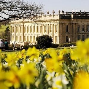 Chatsworth House, Gardens & Farmyard