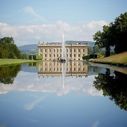 Chatsworth House, Gardens & Farmyard