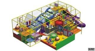Cheeky Monkeys Play Barn