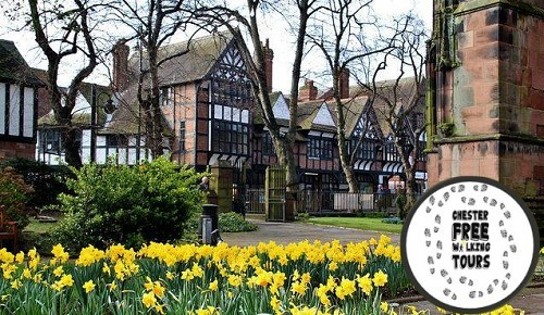 Chester Free Walking Tours