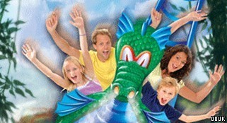 Crealy Adventure Theme Park (Cornwall)