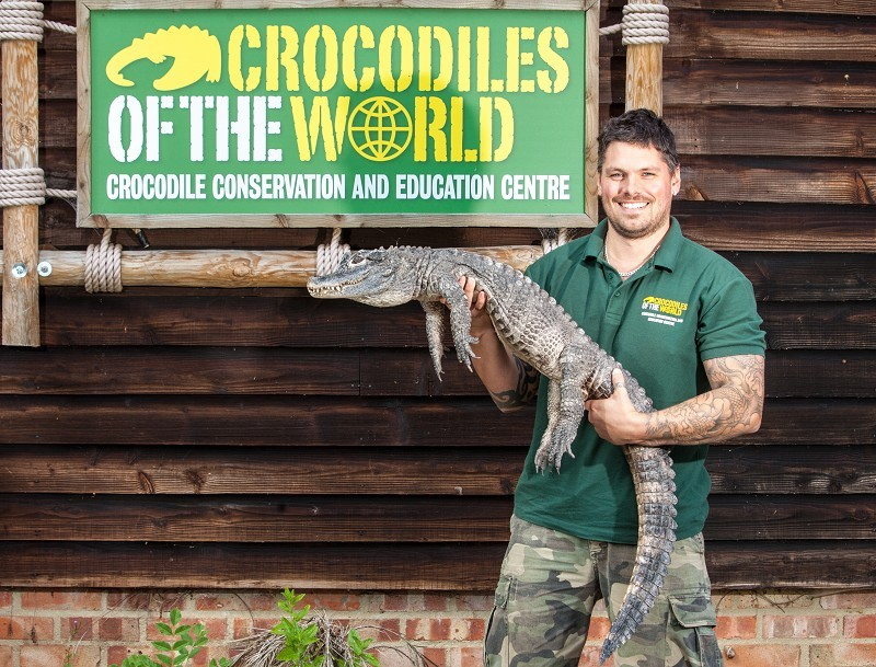 Crocodiles Of The World Vouchers Offers And Deals