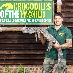 Crocodiles of the World