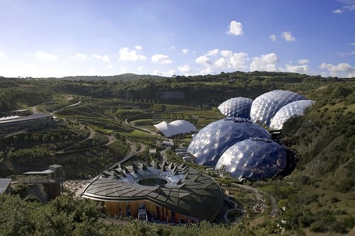 Eden Project - © Tamsyn Williams