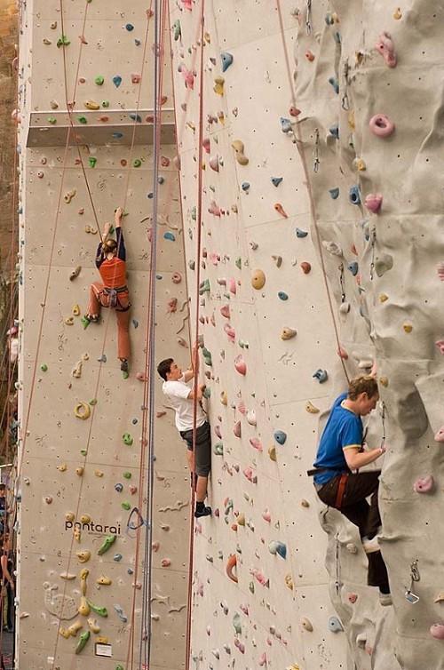Edinburgh International Climbing Arena - Climbing Arena
