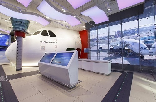 Emirates Aviation Experience