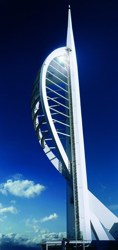 Emirates Spinnaker Tower Portsmouth Hampshire