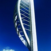The Stunning Emirates Spinnaker Tower