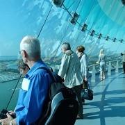 View Deck 1 - Emirates Spinnaker Tower