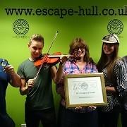 Escape Hull