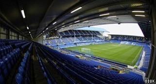 Everton FC Stadium Tours