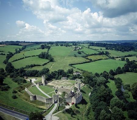 Farleigh Hungerford Castle