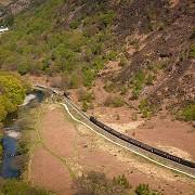 Ffestiniog and Welsh Highland Railways - © Crown copyright (2013) Visit Wales