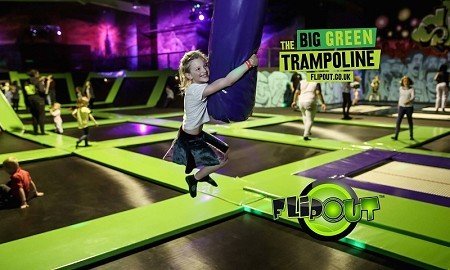 Flipout Sandwell