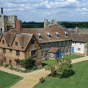 Framlingham Castle - © English Heritage Photo Library