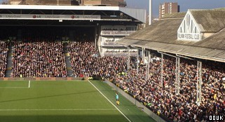 Fulham Fc Stadium Tours Westminster London