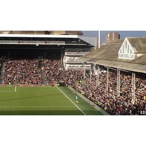 Fulham FC Stadium Tours