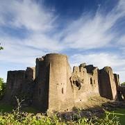 Goodrich Castle - © English Heritage Photo Library