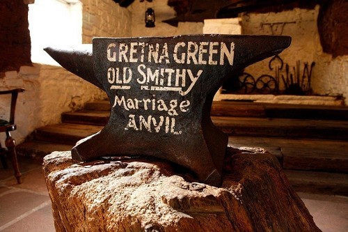 Gretna Green Famous Blacksmiths Shop
