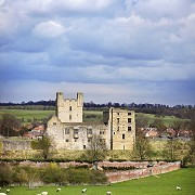 Helmsley Castle - © English Heritage Photo Library