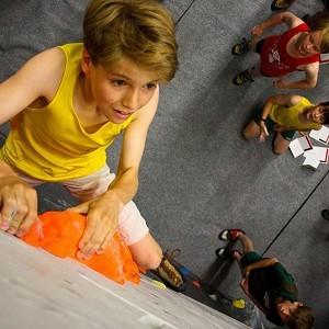 High Sports Alton Climbing Wall