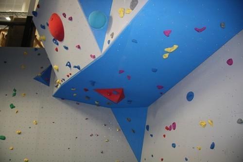 High Sports Plymouth Climbing Wall