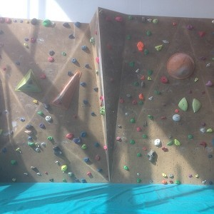 High Sports St Albans Climbing Wall