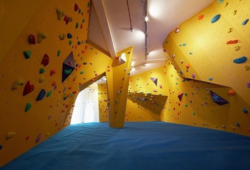High Sports West 1 (Climb London) Climbing Wall