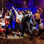 Hippodrome Circus - Pirates Finale Shot