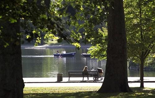 Hyde Park - © The Royal Parks