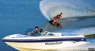 John Battleday Water Ski