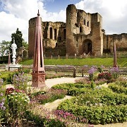 Kenilworth Castle and Elizabethan Garden - © English Heritage Photo Library