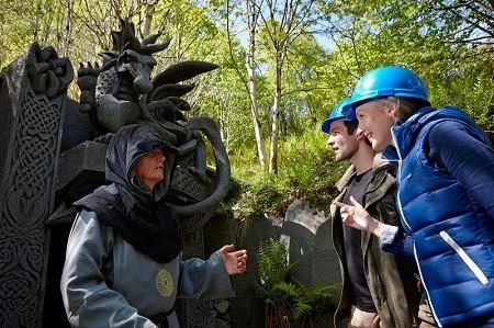 King Arthur's Labyrinth Underground Adventure
