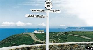Land's End Visitor Centre