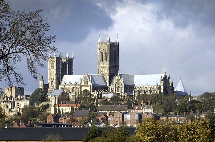 Lincoln Cathedral of St. Mary