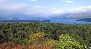 Loch Lomond National Nature Reserve