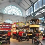 London Transport Museum - © Diane Auckland