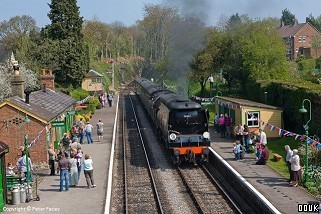 Mid Hants Railway Watercress Line