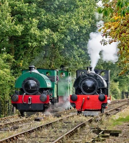 Mid-Suffolk Light Railway
