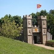 Mountfitchet Castle Experience