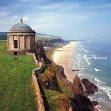 Mussenden Temple © Causeway Coast and Glens Tourism